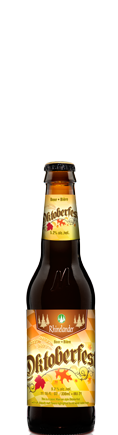 Over the Barrel Hard Root Beer by Rhinelander Brewery