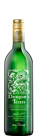 Dragons' Tears wine Sauvignon Blanc by Minhas Winery