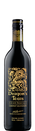 Dragons' Tears Plum Fruit Wine by Minhas Winery
