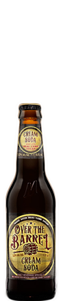 Over the Barrel Cream Soda by Rhinelander Brewery